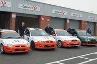 Vulcan Racing Team cars  MGF MGZS MGZR190 MGZR160