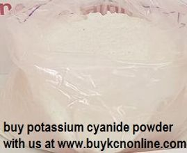 buy potassium cyanide kcn powder online