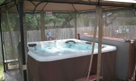 Hot tub/Spa sales and service