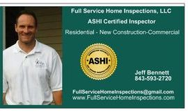 New construction home inspections in Ladson, SC