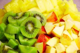 Eat colorful fruits