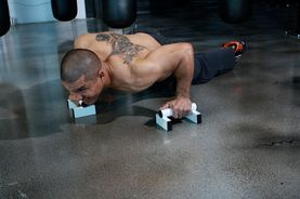Resistance training to get lean