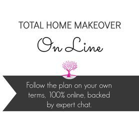 Start Total Home Makeover On Line