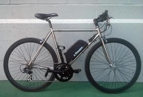 electric road bike mid motor