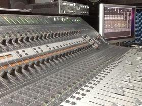 Digidesign Control 24 Mixing Board