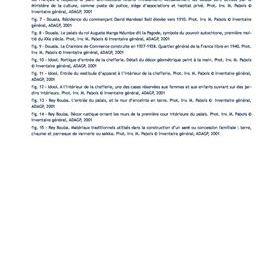 document patrimoine Camerounais