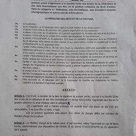 regularisation de patrimoine Camerounais