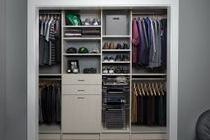 teenage boys closet idea