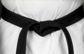 Kim's Major TaeKwonDo black belt