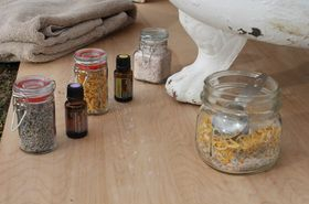 Organic, Gluten-free Day Spa Services and Apothecary