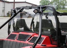 Arctic Cat Wildcat Lexan Back Window