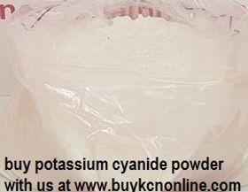 Buy potassium cyanide online