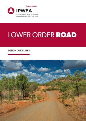 Lower Order Roads Design Guidelines