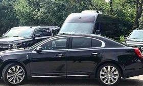 In Chicago Sedan and Limousine fleet