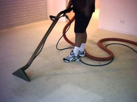 Soiled Carpets Steam Cleaning