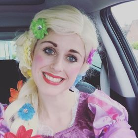 Rapunzel Kids princess Entertainer