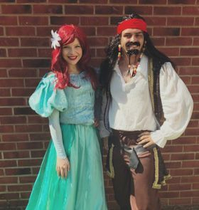 Pirate and Princess Party Braintree