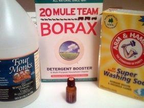 non toxic ingredients