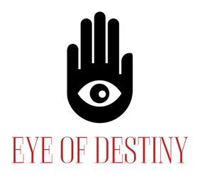 Eye of Destiny Logo red