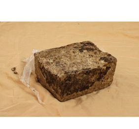 Natural Black Soap: 3 Pounds  ◦No artificial ingredients ◦Useful in reliveing acne, clearing blemishes, bumps, and many other skin issues. ◦Gives skin a deep clean, leaving it radiant and healthy. ◦The same women who make black soap choose to use only black soap on their babies, as its purity makes it gentle and non-drying for babies' sensitive skin.