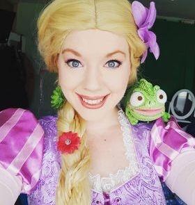 Rapunzel Princess Party Essex and London