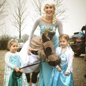 Elsa princess Party Entertainer