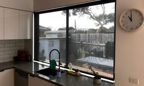 Screen Blinds available in all colours