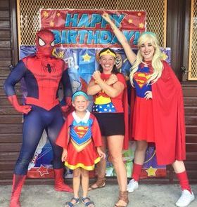 Superhero Party Essex The only way is entertainment. London