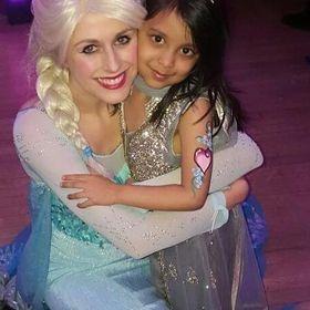 Elsa impersonator essex