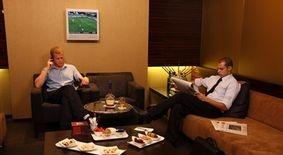 Ben Gurion Airport VIP Lounge