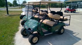 For Sale Golf Carts