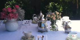 High tea Catering, Melbourne and Suburbs
