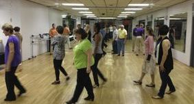 Group Class at Savannah Ballroom