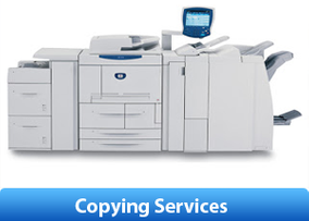 Copying and Printing Services