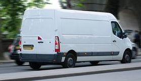 Larger vans up to 3 pallets and 1000kgs Big load space and easy to load / unload