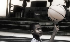 KELLY CHIDERA BASKET BALL PLAYER CHILD ACTOR JOBURG