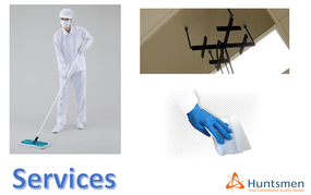 M&E and cleaning Services