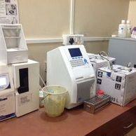 deionized water for pathology lab