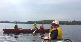 canoe trips and character development
