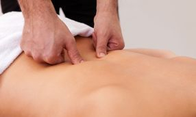 Massage, Physiotherapie, Krankengymnastik