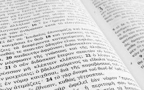 aportes linguisticos al estudio teologico