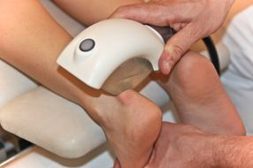Using Piezo Wave Therapy for Achilles Tendon or Jogger's Pain