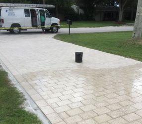 Driveway re-sand and Sealing