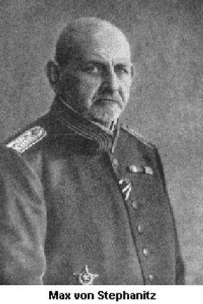Max von Stephanitz breed Founder