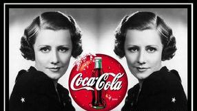 Major ad for global brand coco cola
