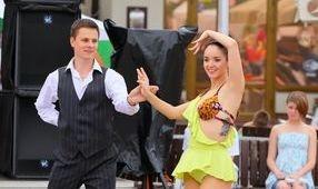 Showdansers Latin Entertainment