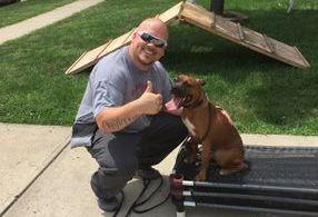 dog trainer Rick