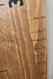 growth chart