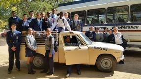 Old School Bakkie....