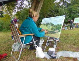 Sky Arts British Landscape Artist of the Year Competition